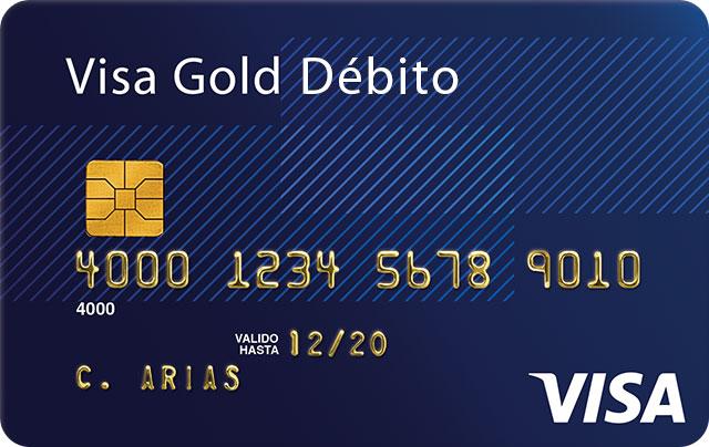 Tarjetas de d bito visa gold visa - Habilitar visa debito para el exterior ...