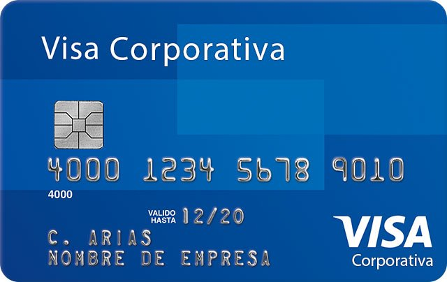 Visa Corporativa Platinum